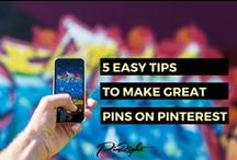 Pinterest Help & Tips | Pinright / Get Pinterest Training, Grow your followers and drive traffic to your website. http://www.pinright.com