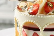 Cakes & Sweets / Delicious cakes and other sweets I love <3