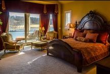 Rooms with a View! / Living areas, bedrooms, and kitchens with views of the lake, golf courses and other Lake of the Ozarks points of interest.