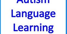 Autism Language Learning activities, resources and ideas / Language Learning resources, activities and ideas for teaching students with autism and special needs.