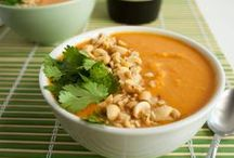 Vegan Soups, Stews, and Chili / Vegan soups, stews, and chili to warm you up!