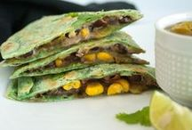 Vegan Mexican / Vegan Mexican inspired dishes.