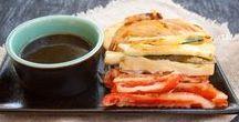 Vegan Asian / Asian inspired vegan dishes from around the web.