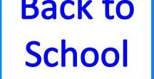 Back To School Resources & Clip Art / Back to School activities and clip art for teachers