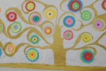 Murals, portes i ambientacions. / Propostes que m'agraden. Murals per a decorar els passadissos de l'escola, decoració de portes o bé treballs en grup per a algun projecte en concret. / by Angels Rabaneda Haro