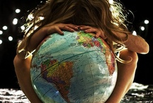Around the Globe / by Mariana Pinto Leite