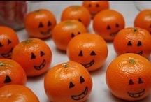 C'est l'halloween / Halloween crafts and ideas
