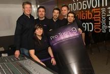 Presentacion Pro Tools 9 Madrid. 2011 / Presentación de la nueva aplicación de grabación y audio profesional de Avid en Hub Madrid. Presentaciones de producto, master class de Caïm Riba del grupo Pastora, sorteos, regalos y aperitivo.... ;-)