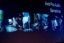 Presentación Pro Tools 9. Barcelona 2011 / Presentación de la nueva aplicación de grabación y audio profesional de Avid en el teatro Aquarella de Barcelona. Presentaciones de producto, master class de Caïm Riba del grupo Pastora, sorteos, regalos y aperitivo.... ;-)