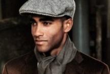 Vintage Gentleman Style / Universo masculino, estilo Vintage.