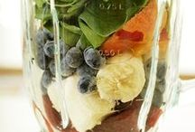 Healthy Smoothie's! :) / Smoothies fulfill dairy, fruit, & vegetable requirements for ones daily diet. I like simple, healthy, and cheap smoothie recipes! / by Eat.Sleep.Healthy