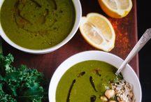 Soep / Er gaat niks boven een goed gezelschap en een lekker soeppie!!