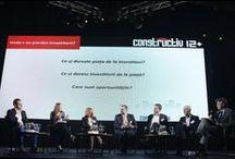 "Octagon la evenimentul Constructiv 12+ / Dl. Alexandros Ignatiadis a vorbit despre piata constructiilor din Romania si din Irak, la evenimentul ""Constructiv 12+""."