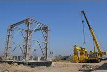 Centrala Electrica 1,250 MW Shatt Al- Basra- Irak / Unul dintre proiecte geotehnice la care OCTAGON lucreaza in Irak este centrala electrica 1250 MW Shatt Al Basra. In cadrul proiectului executam piloti forati D 1,000 si lucrari armare beton.