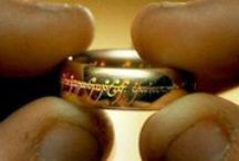 """Much Ado about a Ring / """"One Ring to rule them all, One Ring to find them, One Ring to bring them all and in the darkness bind them.""""    JRR Tolkien"""
