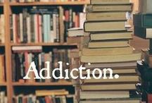 Book Love / Obsession, maybe. Love, indeed.  / by Kathy Elizabeth