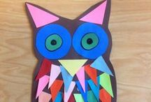 Apples, Owls, and Back to School / Ideas & Resources for Learning & Fun