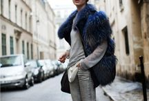 Fur / Fur inspiration. Images I found and LOVE.