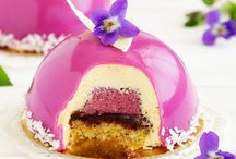 Patisserie / Cakes I would like to cook or to taste;-)