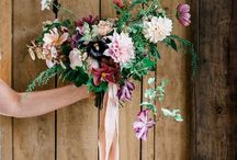 L and H: bouquets / Bouquets by leaf and honey