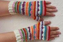 * Crochet * / * Haken * : patterns,colors and ideas .....patronen, kleurtjes en ideetjes