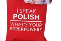 Mój ojczysty - polski / Ta tablica jest o moim ojczystym polskim. Nie jest to tylko tablica o języku polskim, lecz także o polskiej kulturze :)