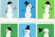 Winter Wonders / Wintery Ideas & Resources for Learning & Fun