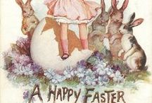 Vintage Easter & Other Misc Holidays / by Wendy Green