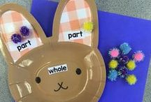 Hippity Hoppin', Easter's On Its Way / Easter Themed Ideas & Resources for Learning & Fun