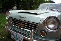 Japanese Vintage Car / #Japanese