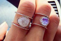 Jewelry & fine Jewelry / Jewels I love...silver, gold, bijoux