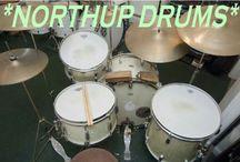 Northup vintage drums / Vintage drum collection