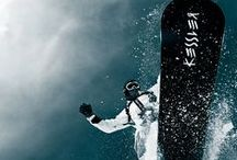 S n o w s p o r t s / I should probably just dedicate this board to snowboarding