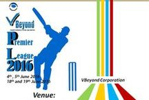 VPL2016 / VPL is an annual Tennis Ball Cricket Tournament , where the best of the best tennis ball cricketers ( #VBeyondians )from VBeyond Corporation are going to be there to show everyone else how good they are.