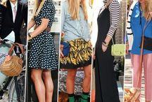 Vogue: Five days, five looks, one girl. / Vogue: Five days, five looks, one girl...amazing inspiration for every day outfit!