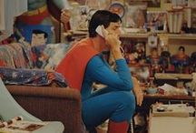 "Shopping Super / ""And the spirit of Superman is great to have around."" 