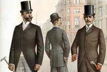 Georgian - Victorian - Edwardian Fashion