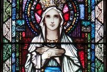 Age of Faith / Stained Glass Window Designs