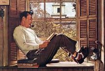 Rockin' Rockwell / Artworks by Norman Rockwell