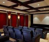 Home Cinema Ideas / Check out our collection of home cinema renovation ideas