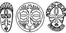 Masker-Kostuum-Decor / Leuke ideeën voor een toneelstuk