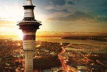 Auckland / The city centre and surrounding areas.