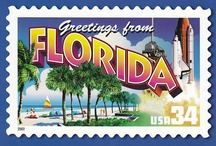 Florida ~ My Home Sweet Home / by Peggy Altick