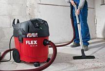 VAKUMLU ELEKTRİKLİ SÜPÜRGE / FLEX elektrikli vakumlu süpürgeler sanayi tipi profesyonel vakumlu süpürgelerdir. Vakumlu elektrikli süpürgeler makinalara bağlanarak tozsuz çamursuz kullanım sağlar.