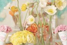 Magnifiques bouquets de fleurs
