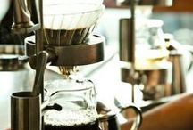 ☆::: coffee & cafe :::☆ / by Megumi Yamashita