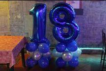 Art Ballon / Per decorare ogni tipo di evento con i palloncini,su richiesta allestimento sale