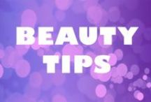 Beauty Tips / We put our stamp of approval on these beauty tips!
