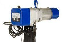 SIVI YAĞLI VİNÇLER / Atlas sıvı yağlı elektrikli(380 V) trifaze vinçler profesyonel kullanım vinçlerdir.