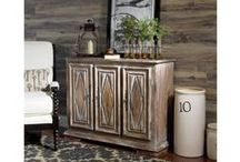What's Your Style? / Rustic? Eclectic? Classic? Hammary has something for every style.